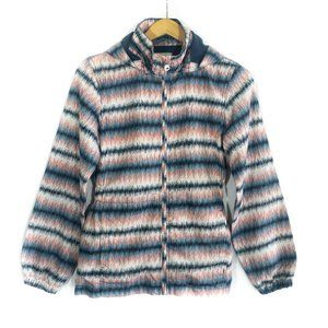 ✨3/$25✨ Name It Pink & Grey Softshell Jacket - 13Y